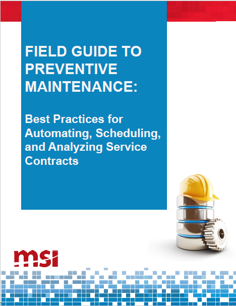field guide to preventive maintenance