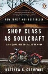 fs books shopclass as soulcraft