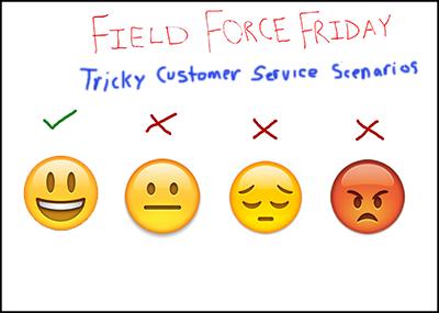Field Service Customer Service