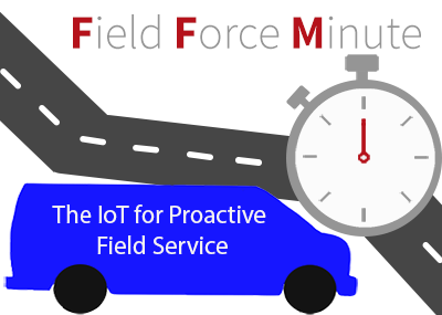 internet of things for field service