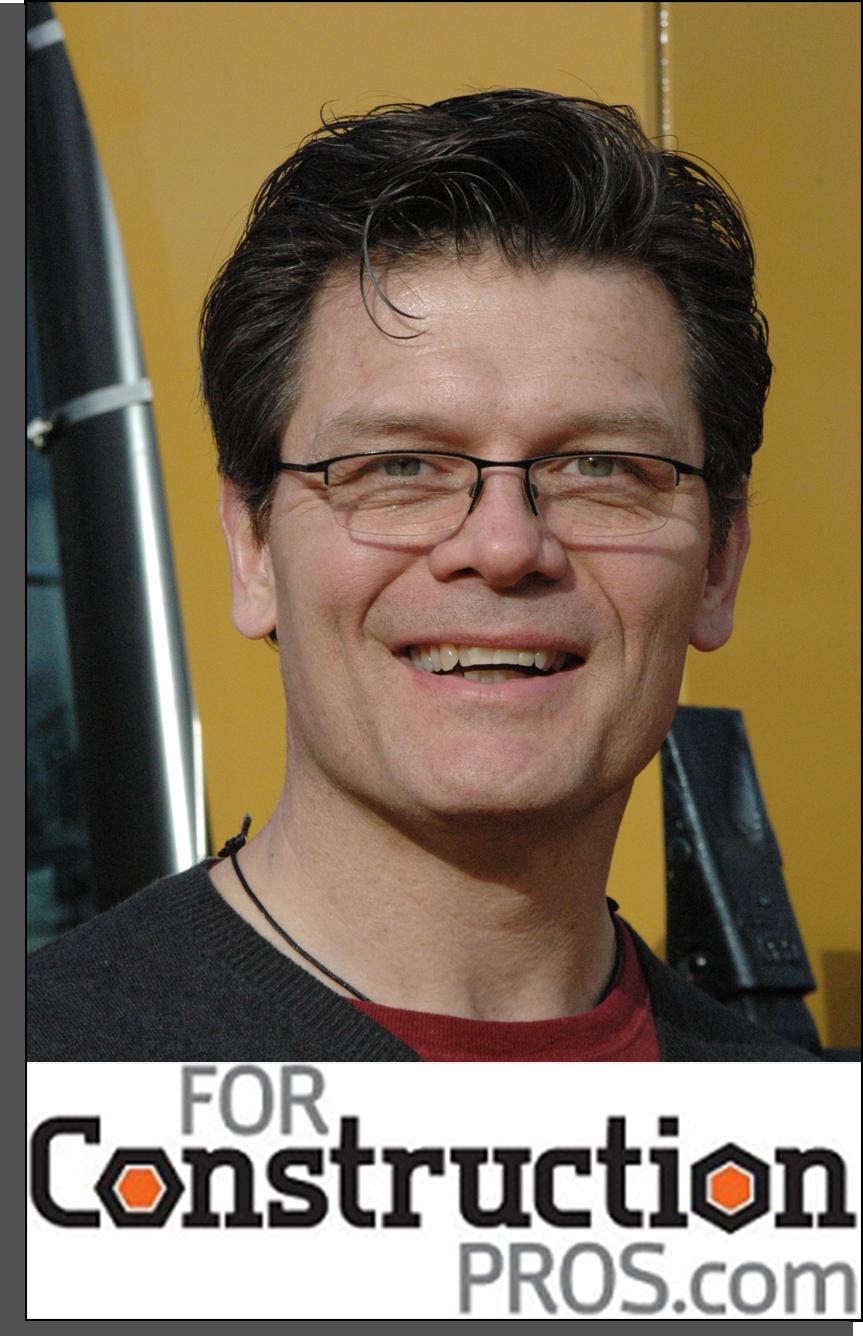 Larry Stewart Headshot With Logo
