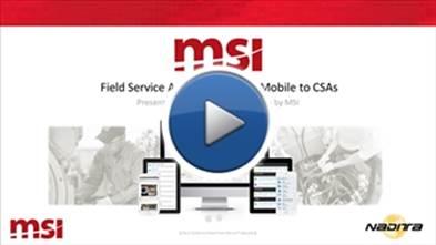 cat field service management