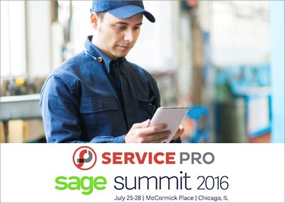 sage field service integration