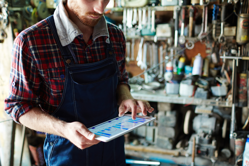 Quickbooks integrates well with field service automation apps
