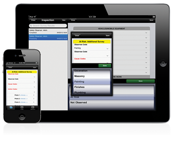 Mobile Inspection Software