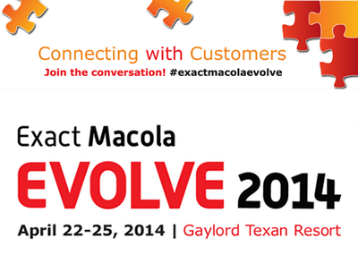 msi at exact macola evolve 2014