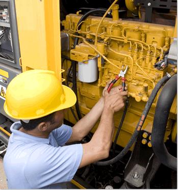 Field Services Industry Worker - Generator Technician