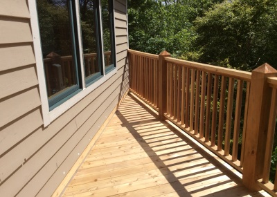 new deck feature