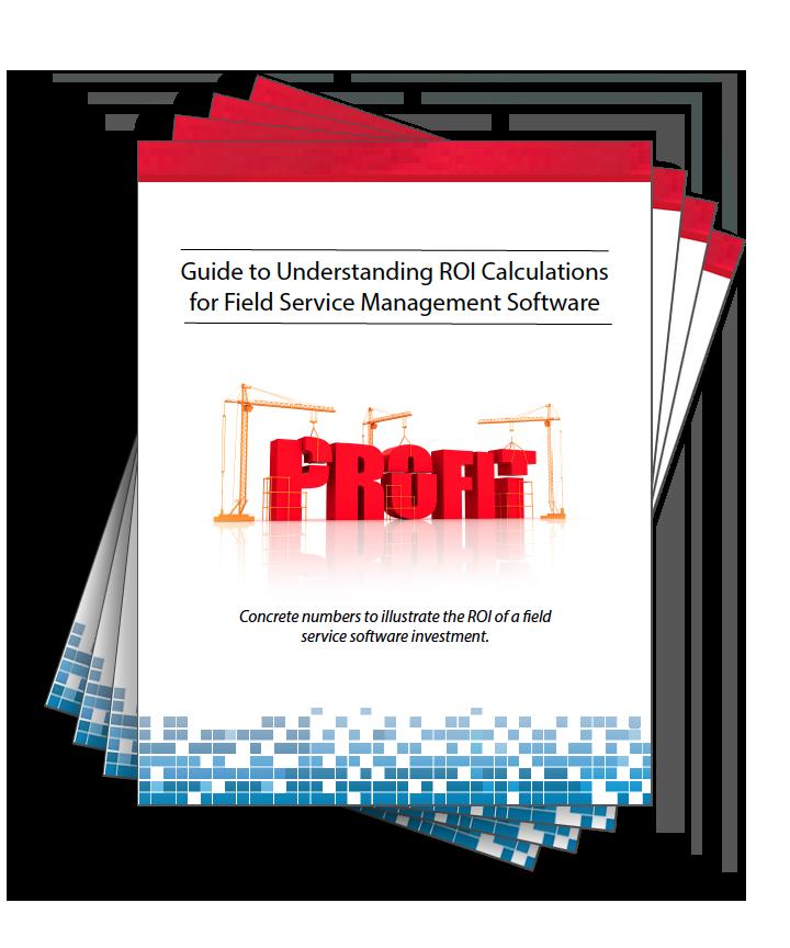 field service management software roi