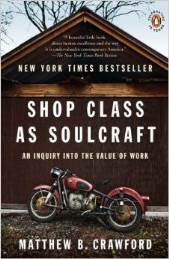 fs books shopclass as soulcraft