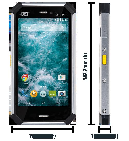 cat phones mobile field service