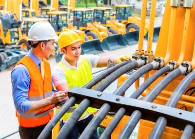 equipment dealer network